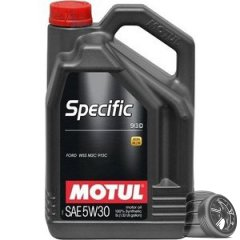 Моторное масло MOTUL SPECIFIC 913D 5W-30 5 л