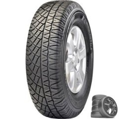 Летние шины Michelin 225/55 R17 101H Latitude Cross